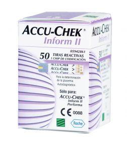 Accu Chek Inform    + Performa Test Strips [50]