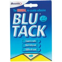 BOSTIK BLUE TACK HANDY SIZE 60G