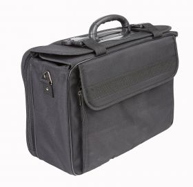 Falcon Pilot Case Compact FI2559 - Black [Pack of 1]