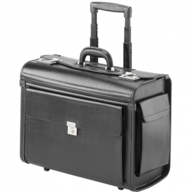 "Falcon Pilot Case 16-17"" Laptop FI2340T - Black [Pack of 1]"