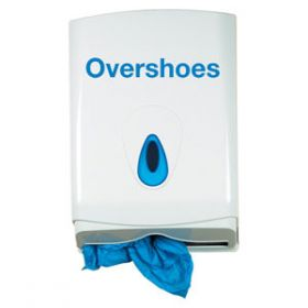 Overshoes Dispenser with FREE 150 pairs of Overshoes