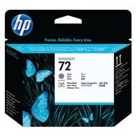 HP 72 GREY/PHOTO BLACK PRINTHEAD