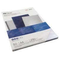 GBC SUPER CLEAR PVC COVERS 41606E
