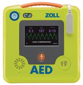 Zoll Aed 3 Fully Automatic External Defibrillator [Pack of 1]