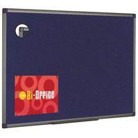 BIOFFICE BLU FELTBOARD 1200X900 ALU
