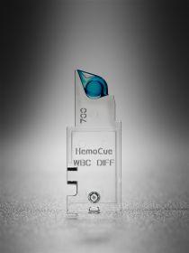 Hemocue WBC DIFF Microcuvettes 40 Vials [Pack of 4]