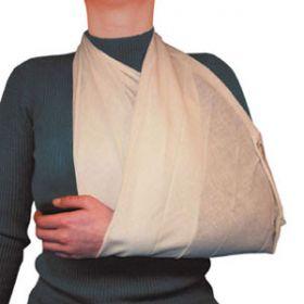 Hemmed Calico Triangular Bandage 95cm X 95cm X 136cm Non Sterile [Each]