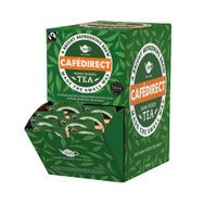 CAFEDIRECT TEABAGS TAG/ ENV BOX300