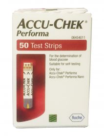 Accu-Chek Performa Test Strips [Pack of 50]