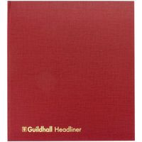 GUILDHALL HEADLINER BOOK 298X273 48/