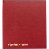 GUILDHALL HEADLINER BOOK 298X273 48/