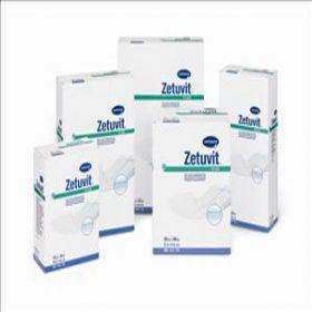 Zetuvit Plus Sterile Super Absorbent Dressing 10cm X 10cm [Pack of 10]