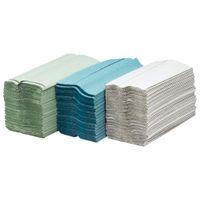 MAXIMA GREEN 1PLY HAND TOWEL 15X92