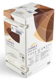 Gammex  Surgeons Latex Powder Free Microthin Sterile Gloves  Size 6.5 [Pack of 50]