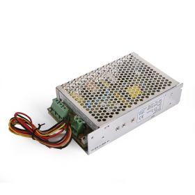 24V battery backup power system