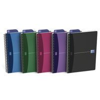 OXFORD OFFICE NOTEBOOK A5 P5 N002403