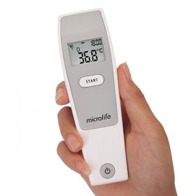 Microlife NC150 Infrared Non-Touch Thermometer [Pack of 1]