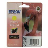 EPSON STY PHO R1900 T087 INK CRT YLW