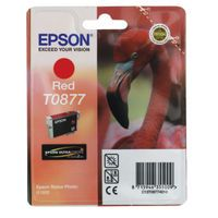 EPSON STY PHO R1900 T087 INK CRT RED