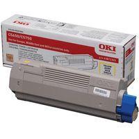 OKI C5650/C5750 LSR TNR YELLOW (2K)