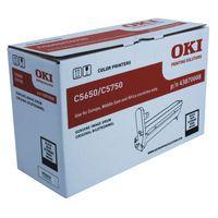 OKI C5650/C5750 IMAGE DRUM BLACK