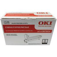 OKI C5850 C5950 IMAGE DRUM BLACK