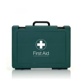 Blue Dot HSE Standard 1-10 Person First-Aid Kit Complete (Each)