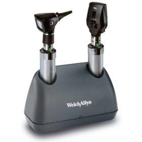 Welch Allyn 3.5V Elite Desk Set with Lithium Handles