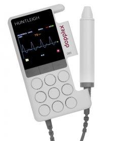 Huntleigh Dopplex DMX Digital Doppler With Alkaline Battery [Pack Of 1]