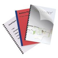 Q-CONNECT A4 BINDING COVERS PK250