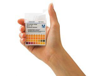 VWR Universal pH 1-14 Indicator Test Strips [Pack of 100]
