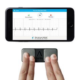 Alivecor Kardia Mobile [Pack of 1]