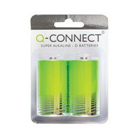 Q-CONNECT BATTERY D PACK 2