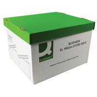 Q-CONNECT BUSINESS EL MEGASTORE BOX