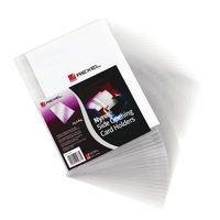 REXEL CARD HOLDER PGC/321 95X64MM