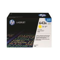 HP CLR LJET 4700 LASER TONER YELLOW
