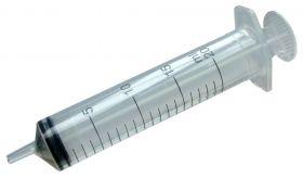 BD Plastipak 300613 20ml Syringe Eccentric Luer Slip [Pack of 120]