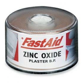 Fast-Aid Zinc Oxide Tape 5cm x 5m Tape [Each]