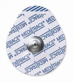 Kendall Solid Gel ECG Monitoring Electrodes, 36mm Diameter (31078135, Pack of 600)