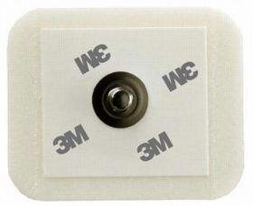 3M 2228 Foam Monitoring Electrodes [Pack of 50]
