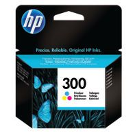 HP 300 TRI COLOUR INK CARTRIDGE