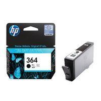 HP 364 INK CARTRIDGE BLACK CB316EE
