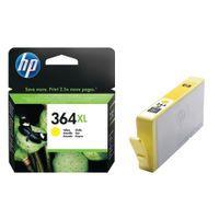 HP 364XL INK CARTRIDGE YELLOW