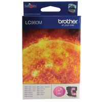 BROTHER LC980 INK CRT MAGENTA LC980M