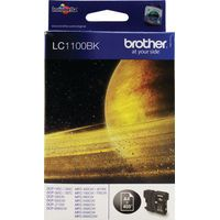 BROTHER LC1100 INK CART BLK LC1100BK