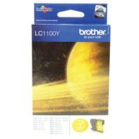 BROTHER LC1100 INK CART YLLW LC1100Y