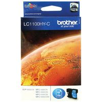 BROTHER LC1100 INK CART HY CYAN