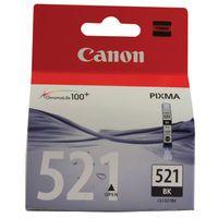 CANON CLI521BK CARTRIDGE 9ML BLACK
