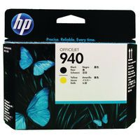 HP 940 PRINT HEAD BLACK/YELLOW