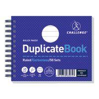 CHALLENGE DUPLICATE BOOK PK 5